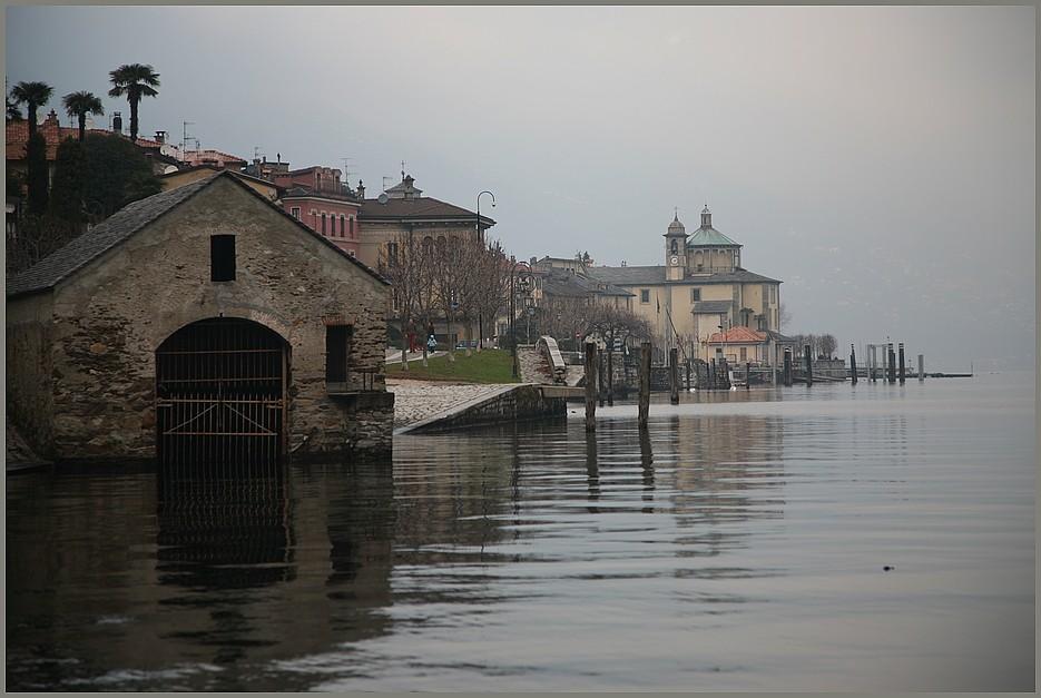 Winter am Lago Maggiore (Cannobio)