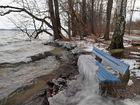 Winter am Plöner See
