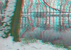 Winter am See (3d- Anaglyphe)