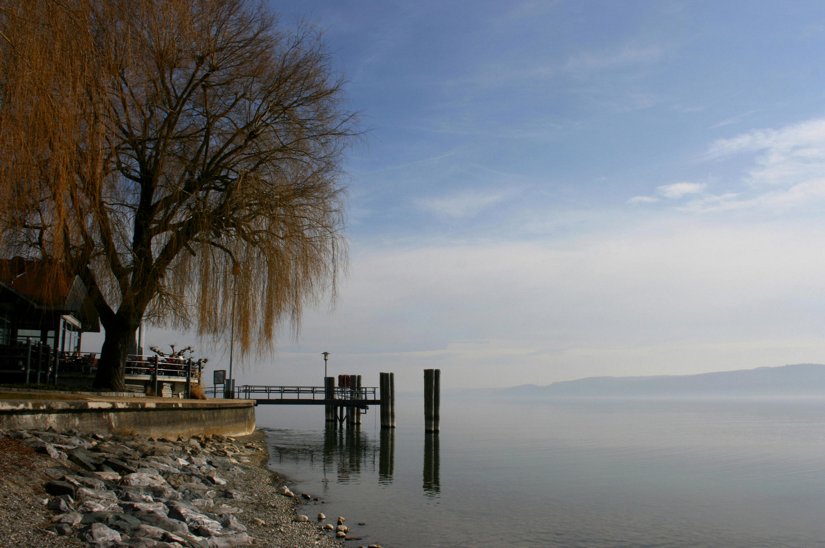 Winter am See at