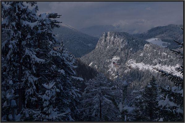 Winter am Semmering