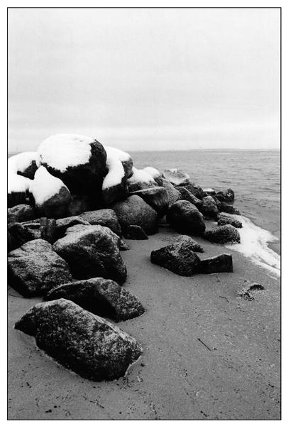 Winter am Strand...