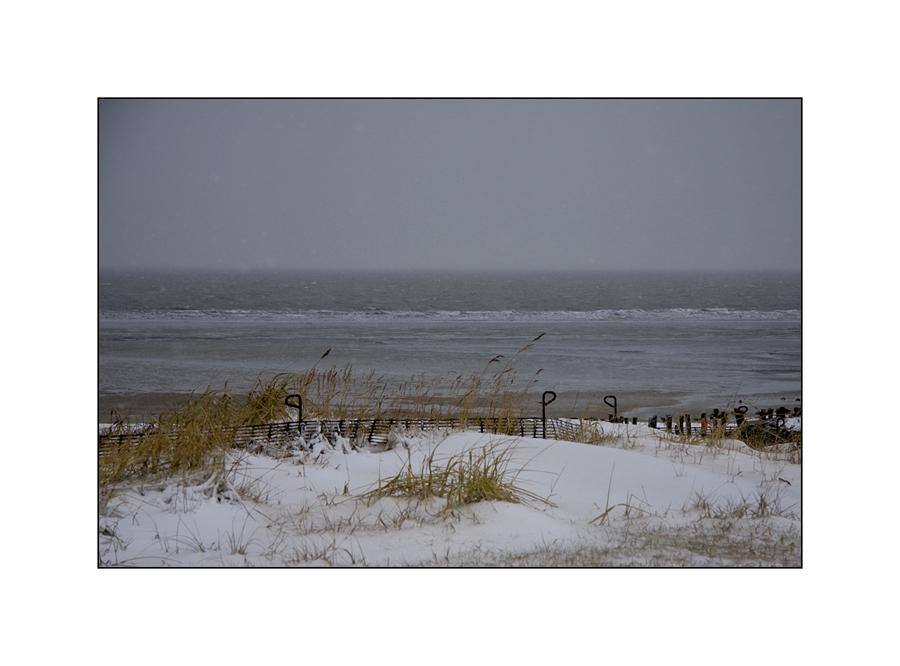 Winter am Strand III