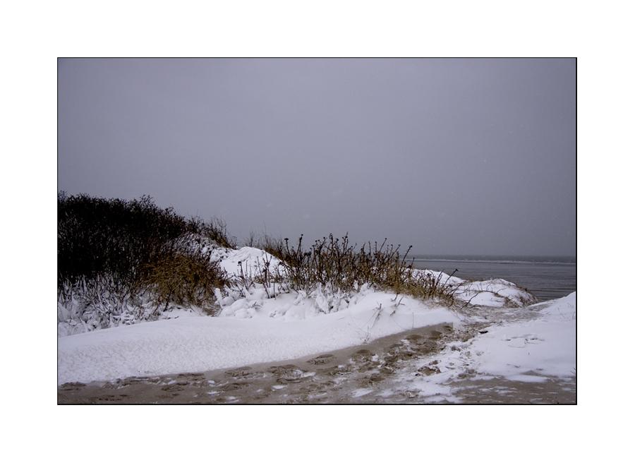 Winter am Strand IV