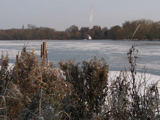 Winter am Südsee