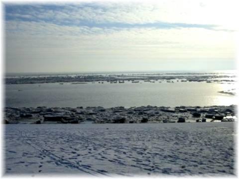 Winter am Südstrand