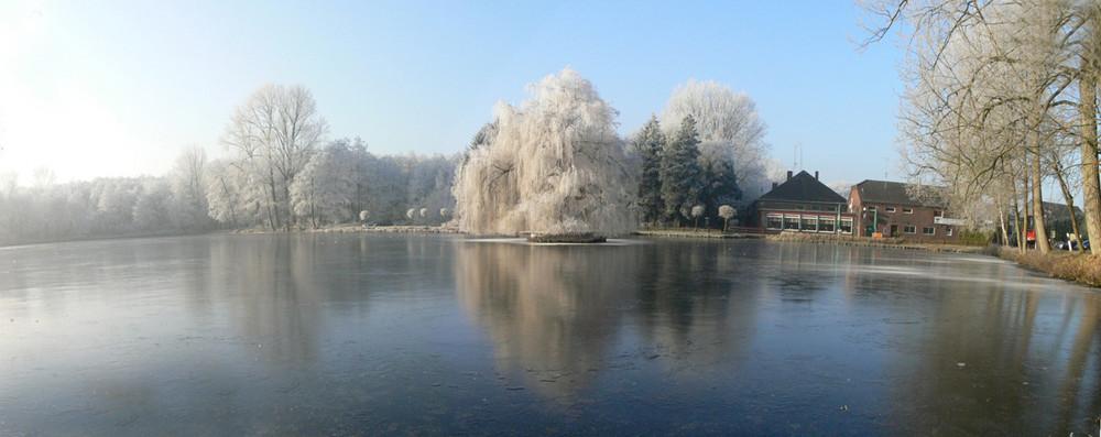 Winter an der Holtmühle