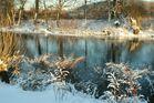 Winter an der Ruhr