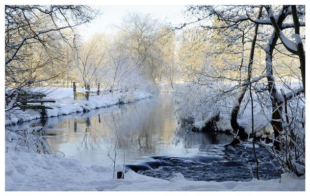 Winter an der Seeve