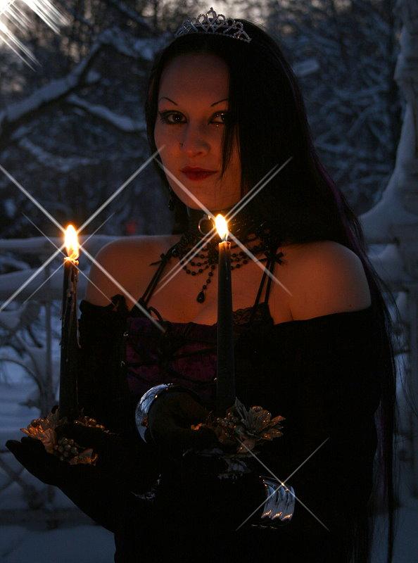 Winter Angel 2
