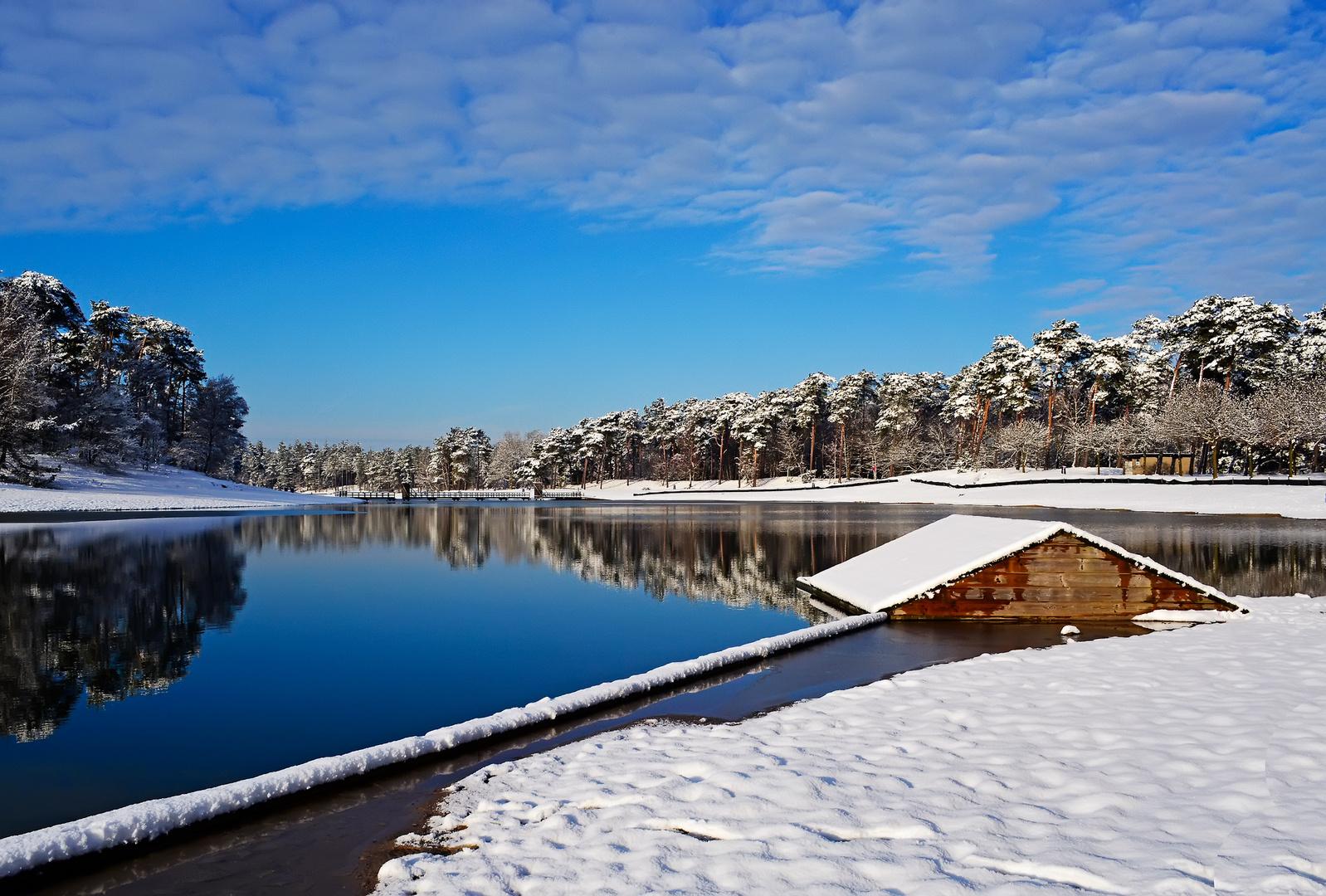 Winter at Henschotermeer