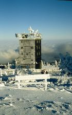 ..Winter auf dem Brocken..