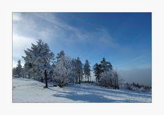 Winter auf dem Großen Feldberg