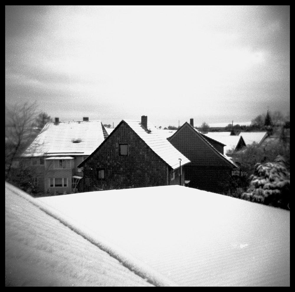 Winter auf dem Lande II