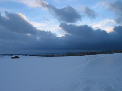 Winter auf der Baar