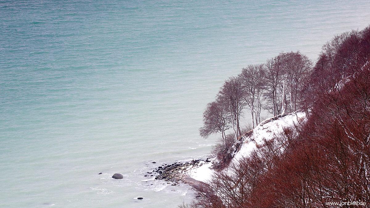 Winter auf Jasmund III
