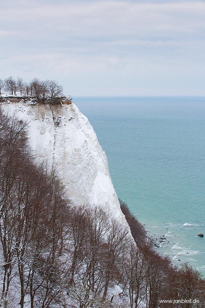 Winter auf Jasmund IV