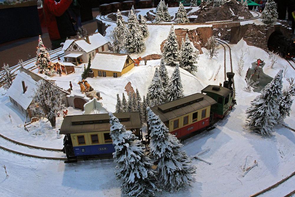 Winter auf Lummerland