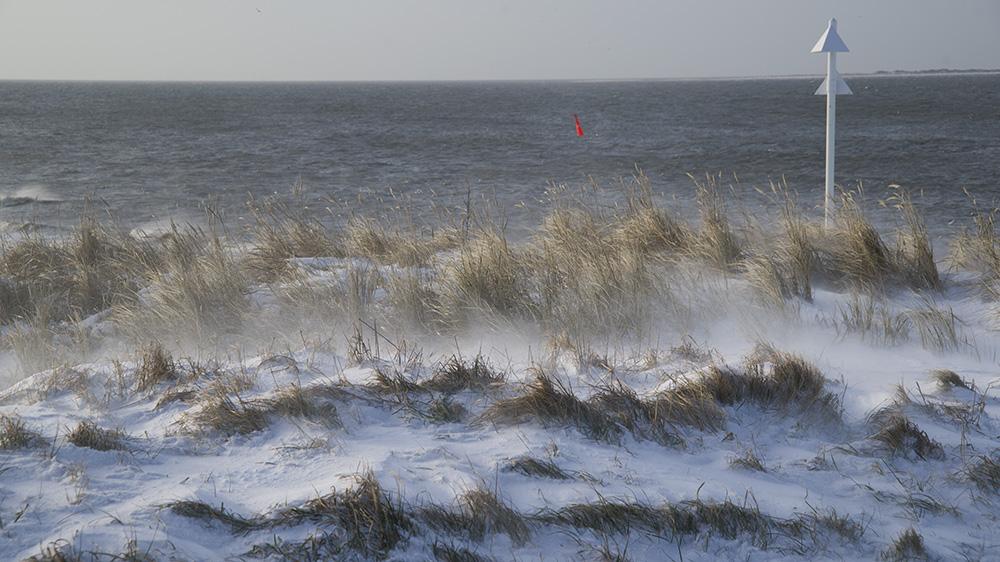 Winter auf Norderney 2