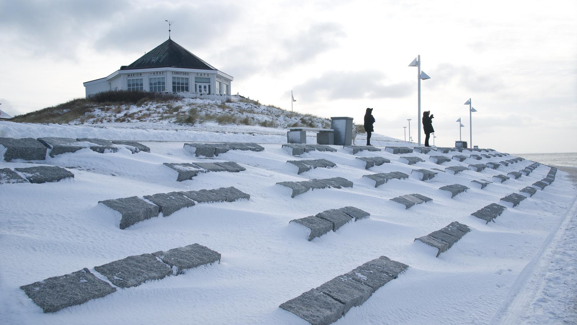 Winter auf Norderney 6