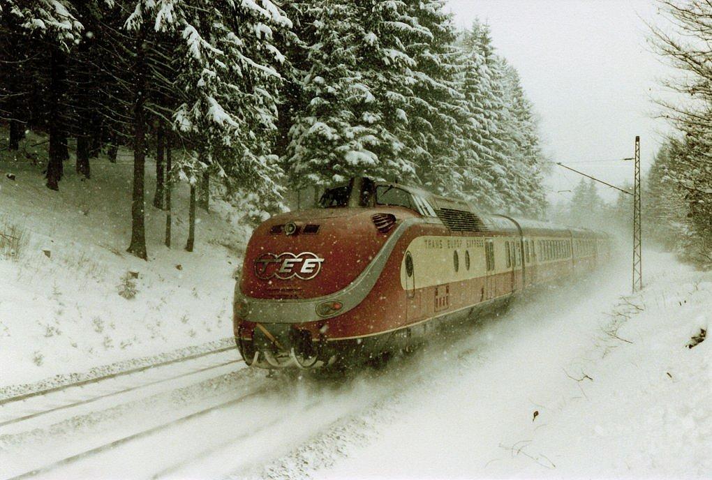 """""""Winter aus der Dose"""""""