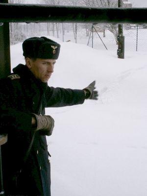 Winter bei der Reichsbahn