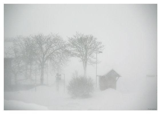 *Winter bei uns*