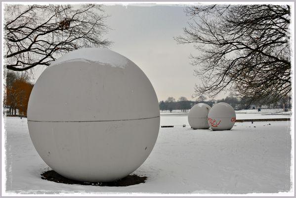 Winter-Billard