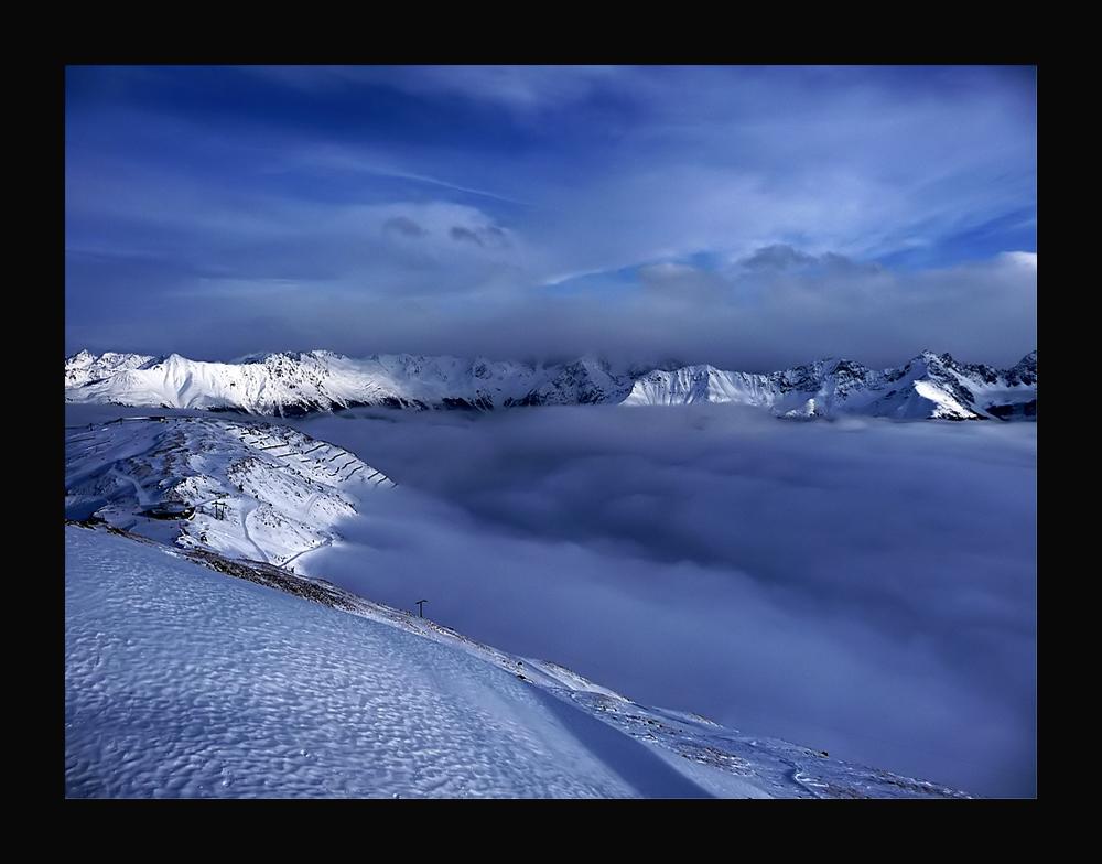 winter blue(s)