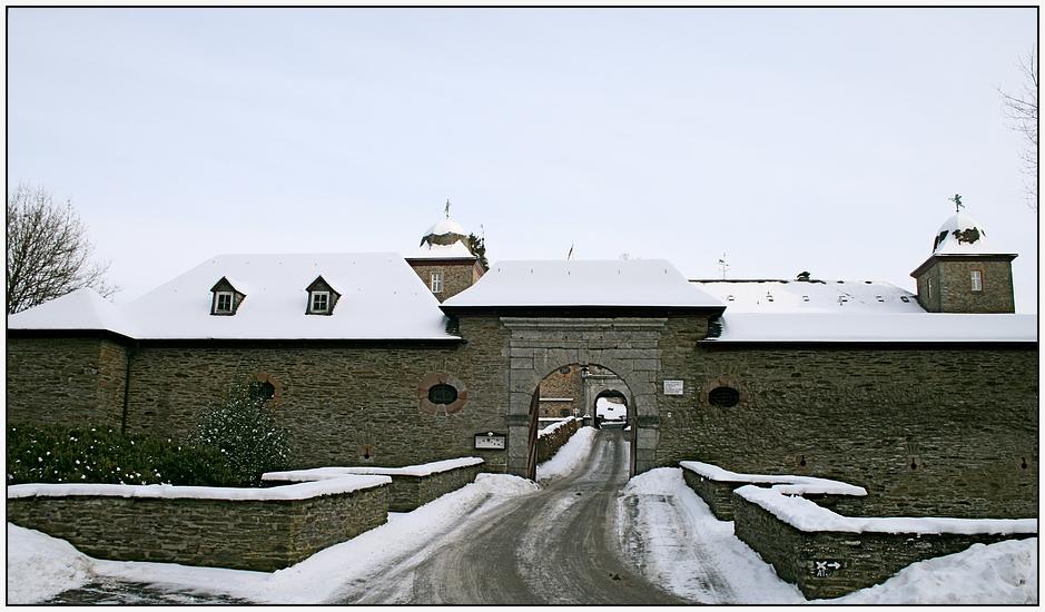 Winter- Burg Schnellenberg I