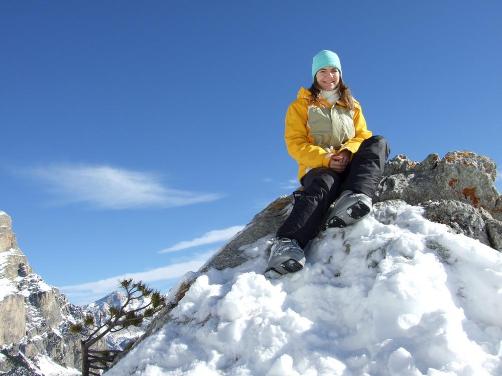 Winter Dolomiten