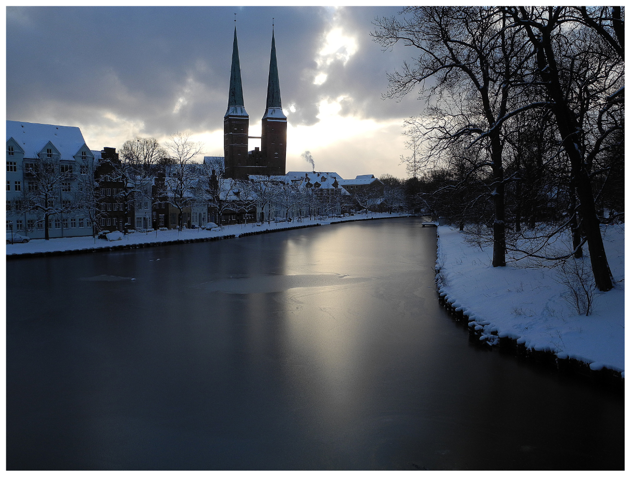Winter-Dom