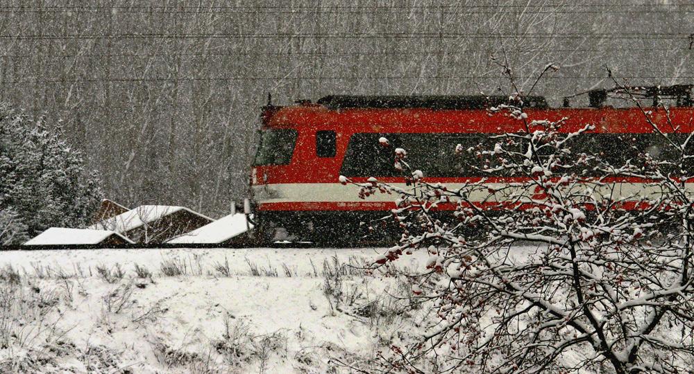 Winter - ein - Zug!