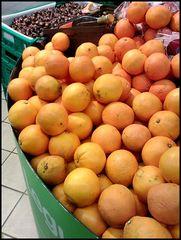 Winter fruit.
