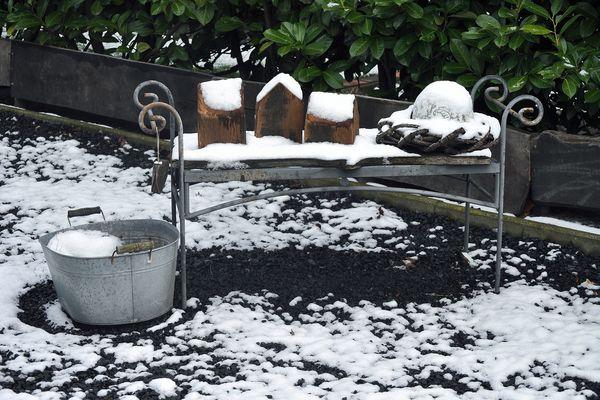 Winter für Minimalisten
