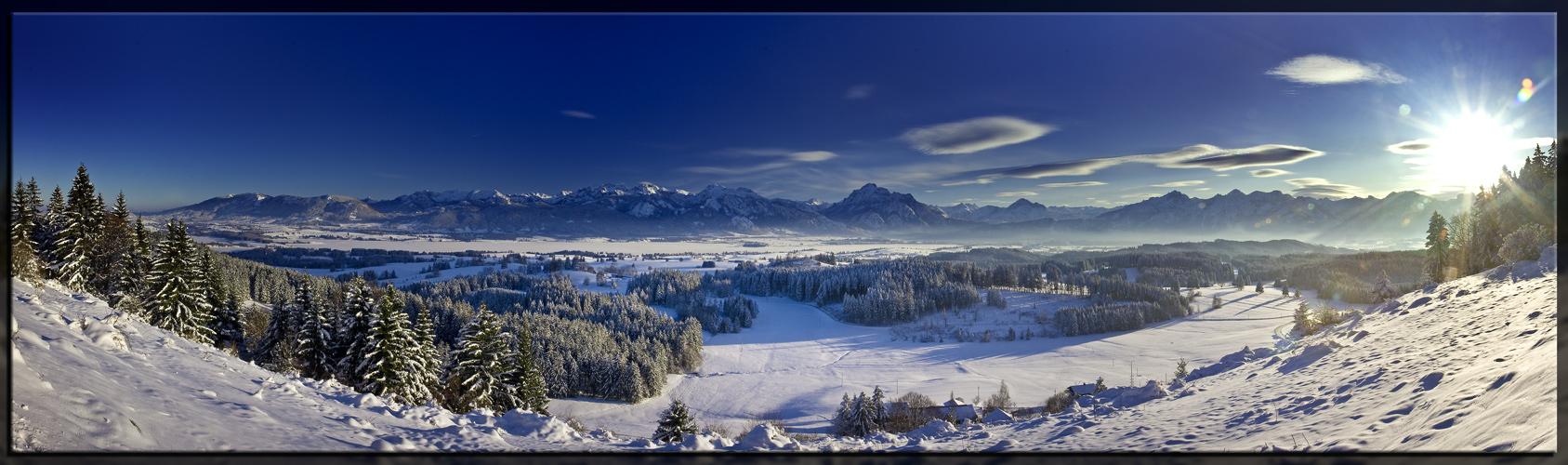 Winter im Allgäu - III