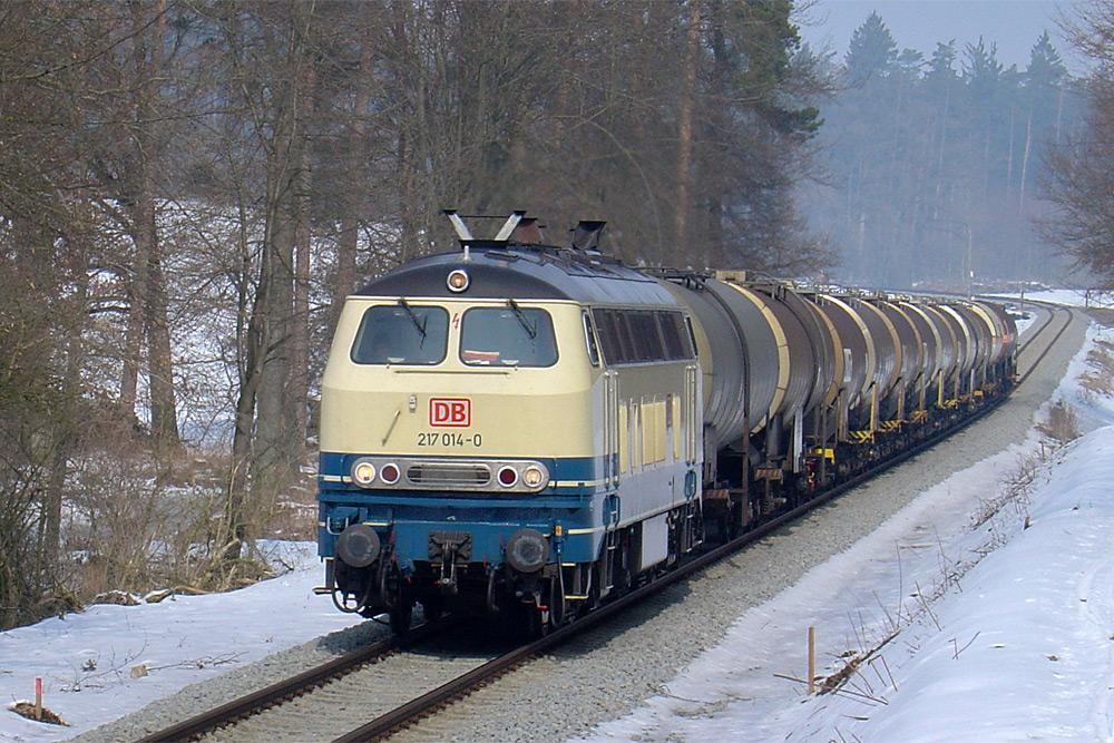 Winter im Dieselparadies (IX)