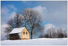 Winter im Erzgebirge...