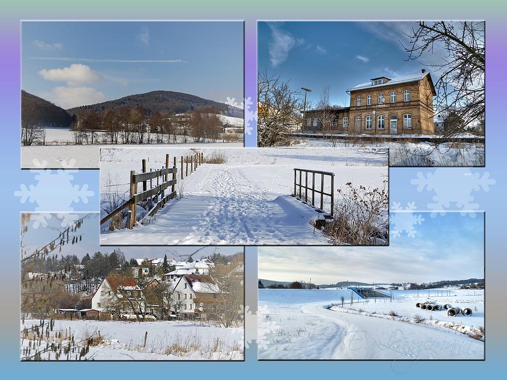 Winter im März 2013