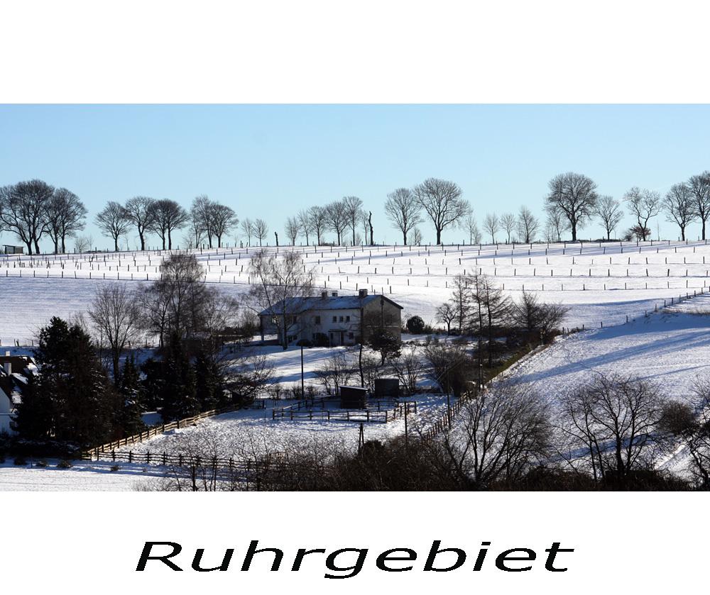 Winter im Pott