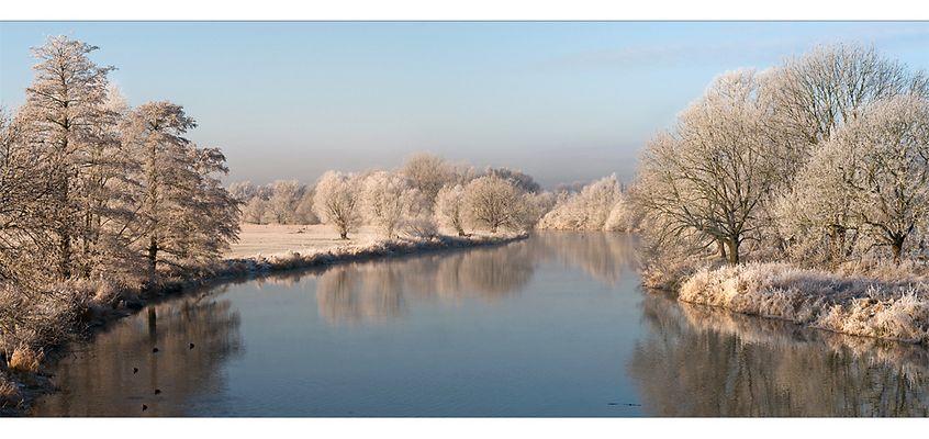 Winter im Ruhrtal