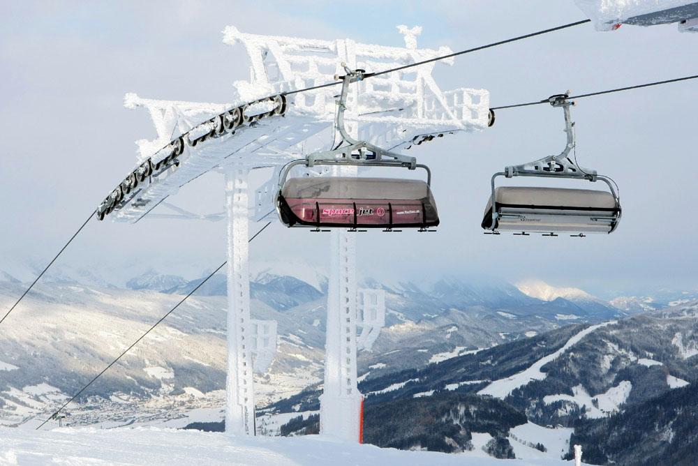 Winter im Salzburger Land I