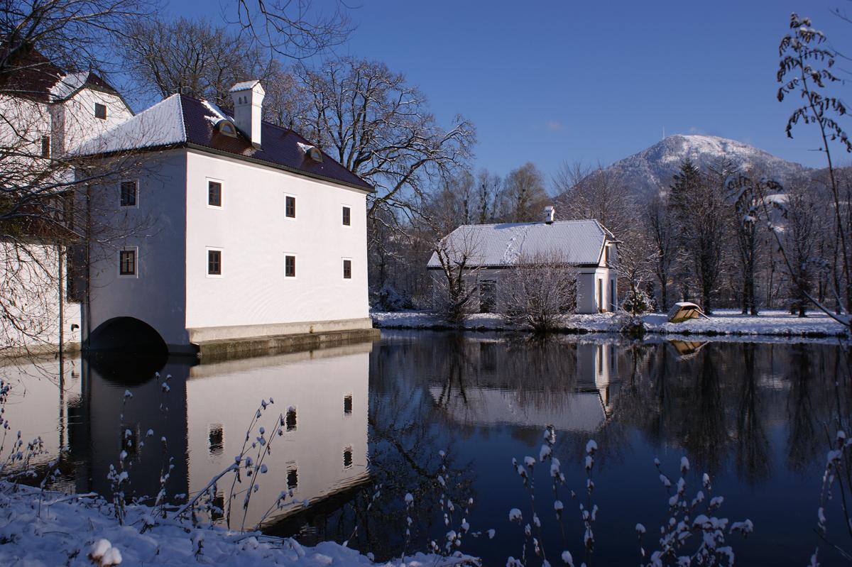 Winter im Salzburgischen...