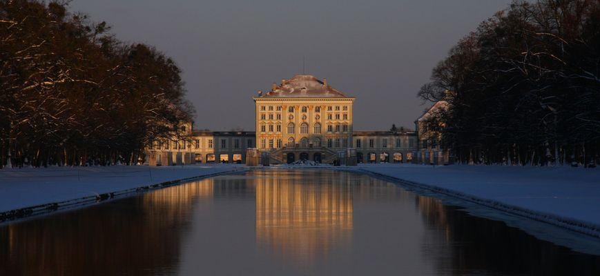 Winter im Schlosspark 1