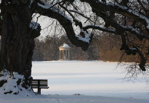 Winter im Schlosspark 2