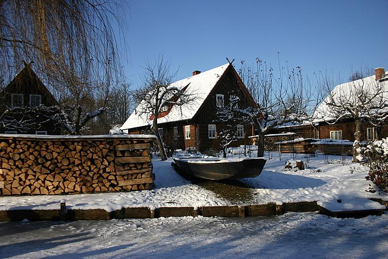 Winter im Spreewald ........ 1