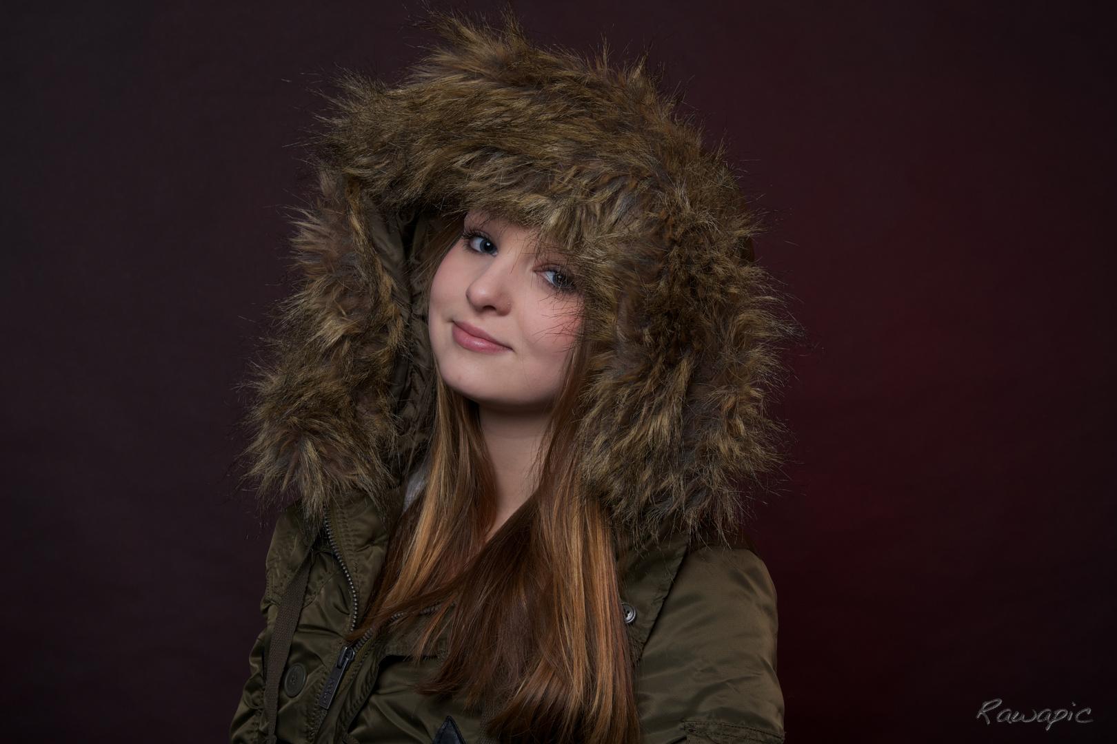 Winter im Studio