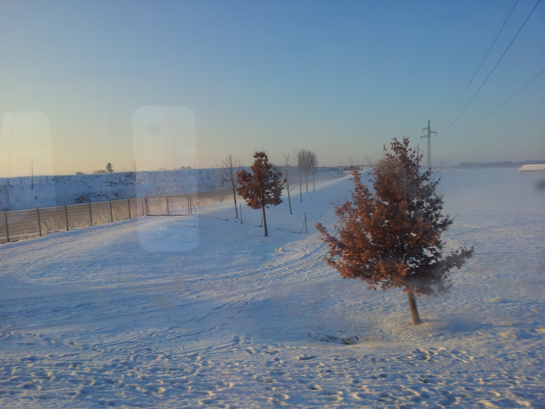 """Winter im """"vorbeizug"""""""