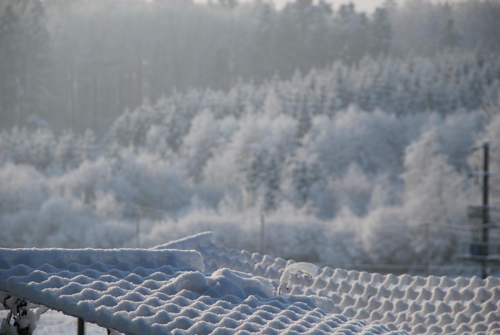 Winter im Vormarsch