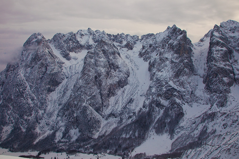 Winter im Wilden Kaiser